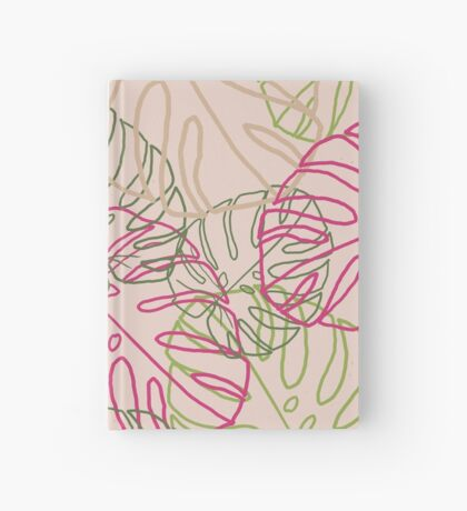 Leaves Hardcover Journal