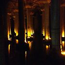 underground cistern by Jan Stead JEMproductions