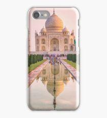 Taj Mahal at Sunrise iPhone Case/Skin