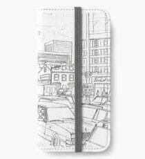 Rush Hour in Venneburg iPhone Wallet/Case/Skin