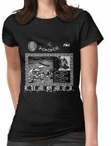 Lil Ugly Mane- Mista Thug Isolation  Womens Fitted T-Shirt