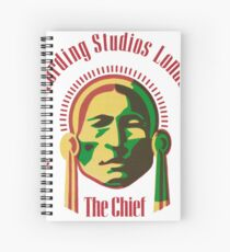 The Chief 2 Spiral Notebook