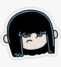 Lucy Loud Sticker