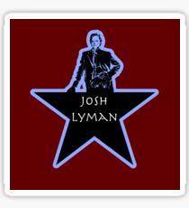 "Josh ""Hamilton"" Lyman Sticker"