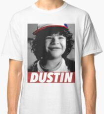 DUSTIN IS MY HERO Classic T-Shirt