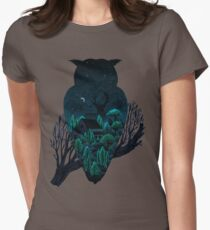 Owlscape Women's Fitted T-Shirt