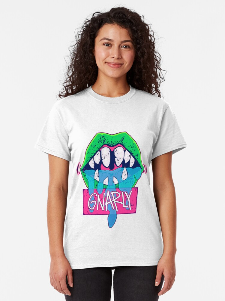 Alternate view of GNARLY Classic T-Shirt