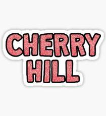 Cherry Hill Design Sticker