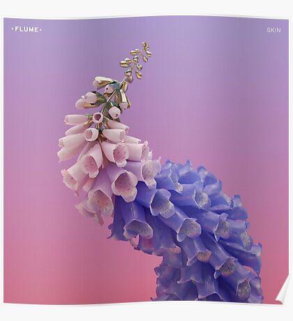 Flume - Skin Album Cover Artwork Poster