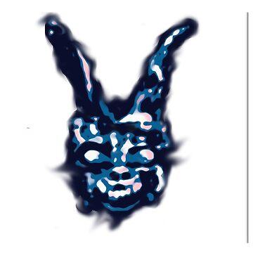 Donnie Darko- Rabbit by timscrivello