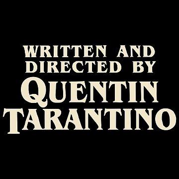 Quentin Tarantino by lekmuda