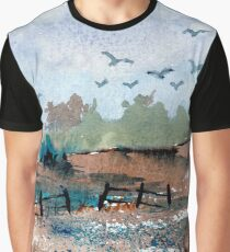 Winter and Hope Graphic T-Shirt