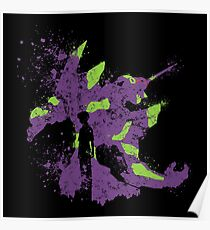 Evangelion 3 0 posters redbubble eva 01 poster sciox Image collections