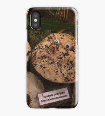 Brevipes is the Soul of Wit  iPhone Case/Skin