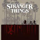 stranger things by rainsdrop