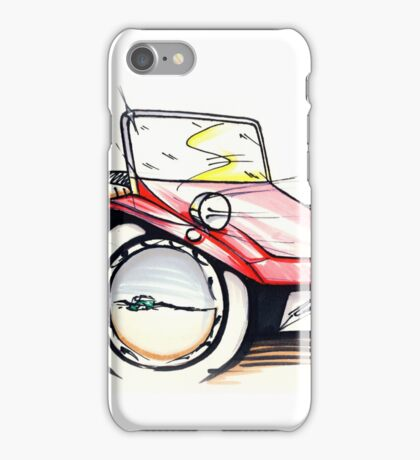 Beach Buggy 01 iPhone Case/Skin