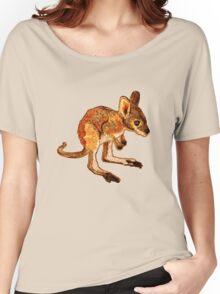 Kangaroo Joey Women's Relaxed Fit T-Shirt