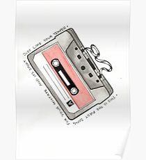 Mixtape // Brand New Poster