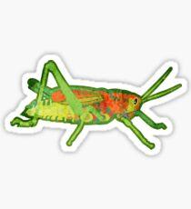 Grasshopper Sticker