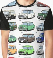 Mini time line Graphic T-Shirt
