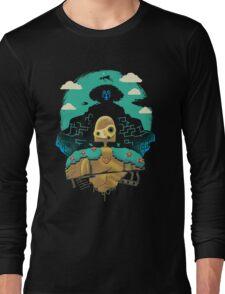 Sky Castle Automaton Long Sleeve T-Shirt