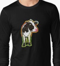Dairy Cow Long Sleeve T-Shirt