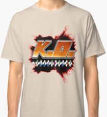 Knock Out 10 Hit Combo Classic T-Shirt