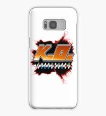 Knock Out 10 Hit Combo Samsung Galaxy Case/Skin