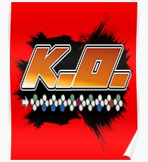 Knock Out 10 Hit Combo Poster