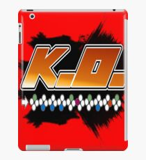 Knock Out 10 Hit Combo iPad Case/Skin