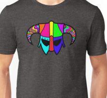 SKYRIM (RAINBOW) Unisex T-Shirt