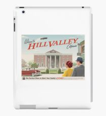 Hillvalley  iPad Case/Skin