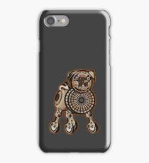 Steampunk Pug iPhone Case/Skin