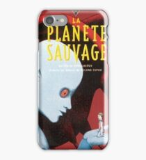 Fantastic Planet - La Planete Sauvage iPhone Case/Skin