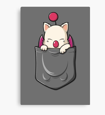 Kupocket Canvas Print