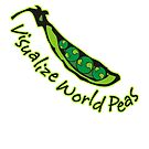Visualize World Peas by evisionarts