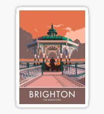Brighton, Bandstand Sticker