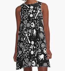 Sailor Witch A-Line Dress