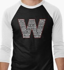 W is for Win Flag - Fun North Side Sports Roster Logo T-Shirt