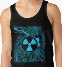 Cybergoth - Radioactive (blue) T-Shirt