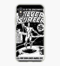 SILVER SURFER- JOHN BUSCEMA iPhone Case