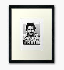 Escobar Framed Print