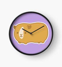 Cute Guinea Pig Clock