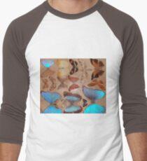 Nat Geo cahier - by Ana Canas Men's Baseball ¾ T-Shirt