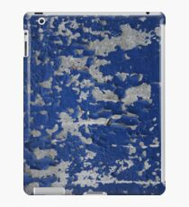 vintage cement wall iPad Case/Skin