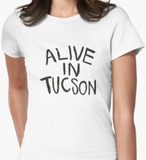 Alive in Tucson - The last man on earth T-Shirt