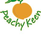 Peachy Keen by evisionarts