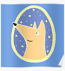 Pablo the Little Red Fox Poster