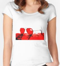 Sunglasses Women's Fitted Scoop T-Shirt