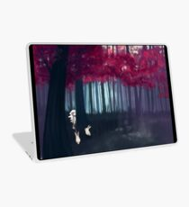 Dreamer - Red Forest Laptop Skin